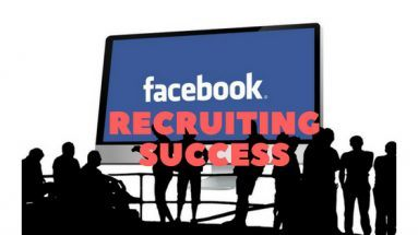 Facebook MLM recruiting